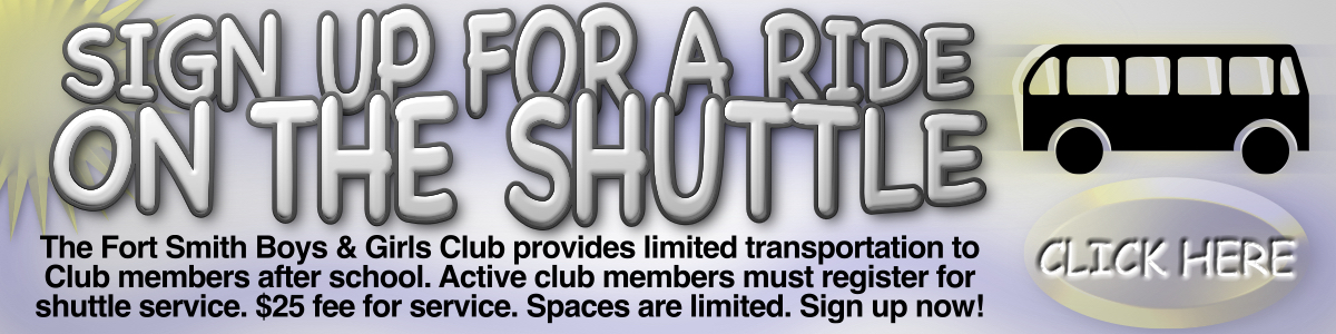 Shuttle Service signup