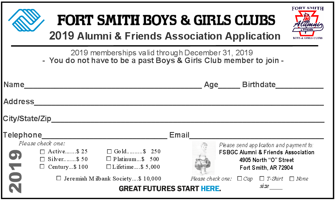 Fort Smith Boys & Girls Club - Great Futures Start Here
